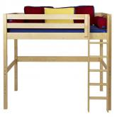 Jib Jab High Loft by Maxtrix Kids: Natural, Panel, Twin