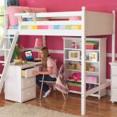 White Knockout High Loft by Maxtrix Kids (panel) (500)