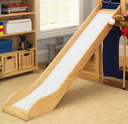 Slide For Maxtrix Bed Shown In Natural