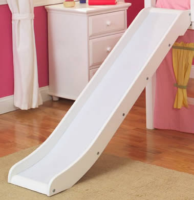Slide For Maxtrix Bed Shown In White