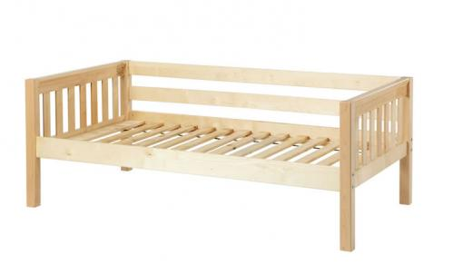 Natural Daybed by Maxtrix Kids (Slats) (230)