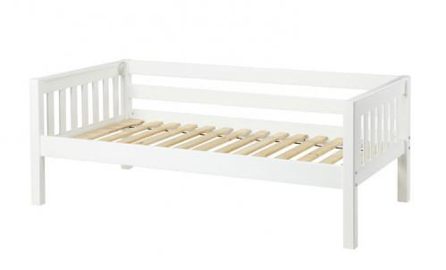 White Daybed By Maxtrix Kids Slats 230