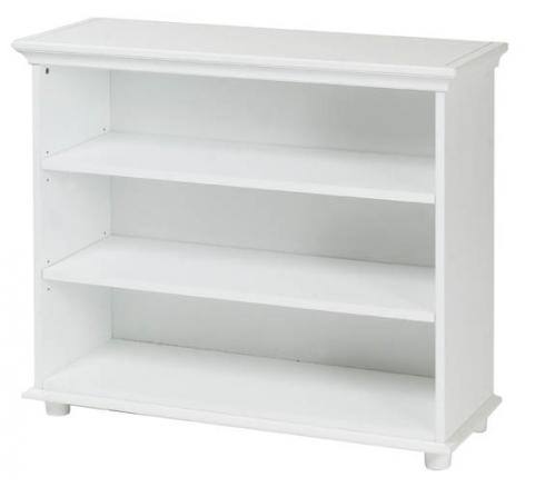 Huge 3 Shelf Bookcase by Maxtrix Kids  (shown in white)