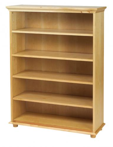 Huge 5 Shelf Bookcase by Maxtrix Kids (shown in natural)