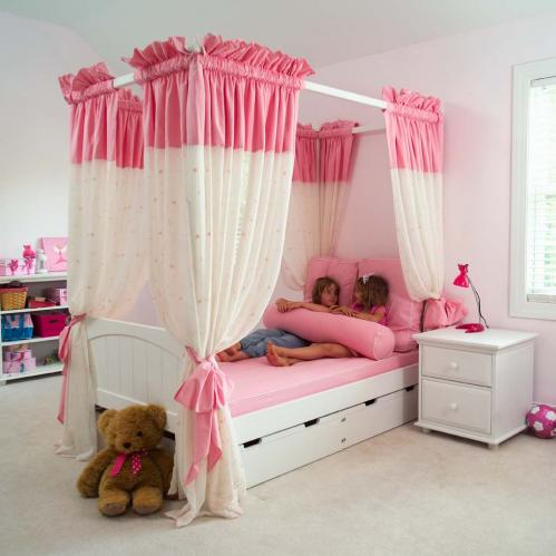 Shopzilla - Princess Bed Canopy Kids' Bedding shopping - Babies