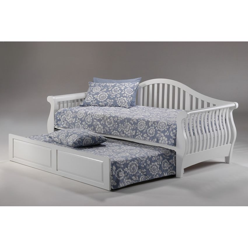 ... Nightfall Daybed shown in White finish Thumbnail 2 ... - Nightfall Daybed Shown In White Finish