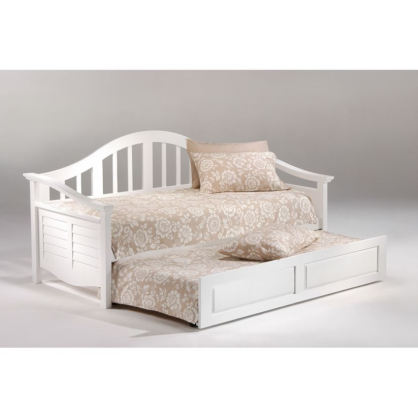 Seagull Daybed shown in white finish Thumbnail 2