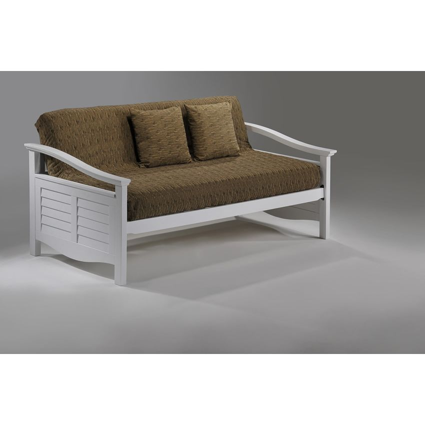 Seagull Daybed shown in white finish Thumbnail 1