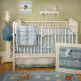 Sweet Pea Crib Bedding