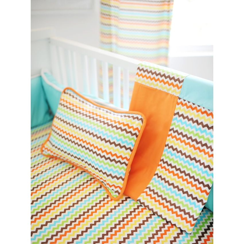 Strawberry Fields Crib Bedding Set by New Arrivals Thumbnail 8