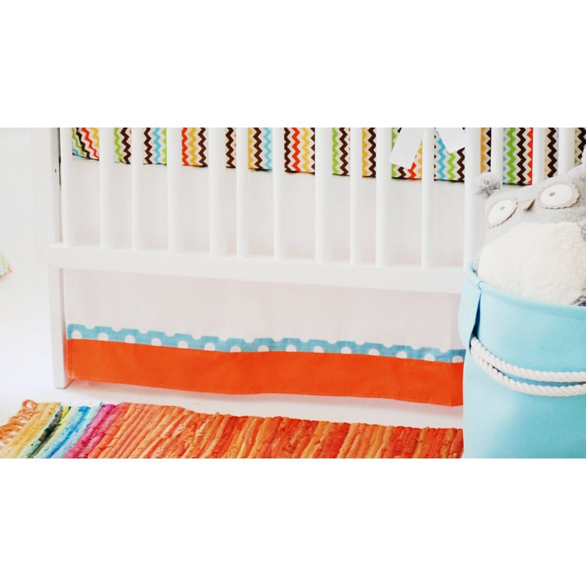 Strawberry Fields Crib Bedding Set by New Arrivals Thumbnail 11