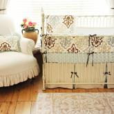 Bella Amore Crib Bedding Set by New Arrivals