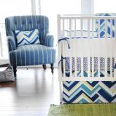 Clubhouse Crib Bedding Set by New Arrivals