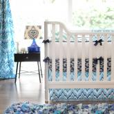 Full Moon Crib Bedding Set by New Arrivals