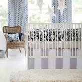 Hampton Bay Crib Bedding Set by New Arrivals