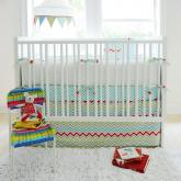 Jelly Bean Parade Crib Bedding Set by New Arrivals