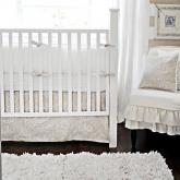 Pebble Moon Crib Bedding Set by New Arrivals
