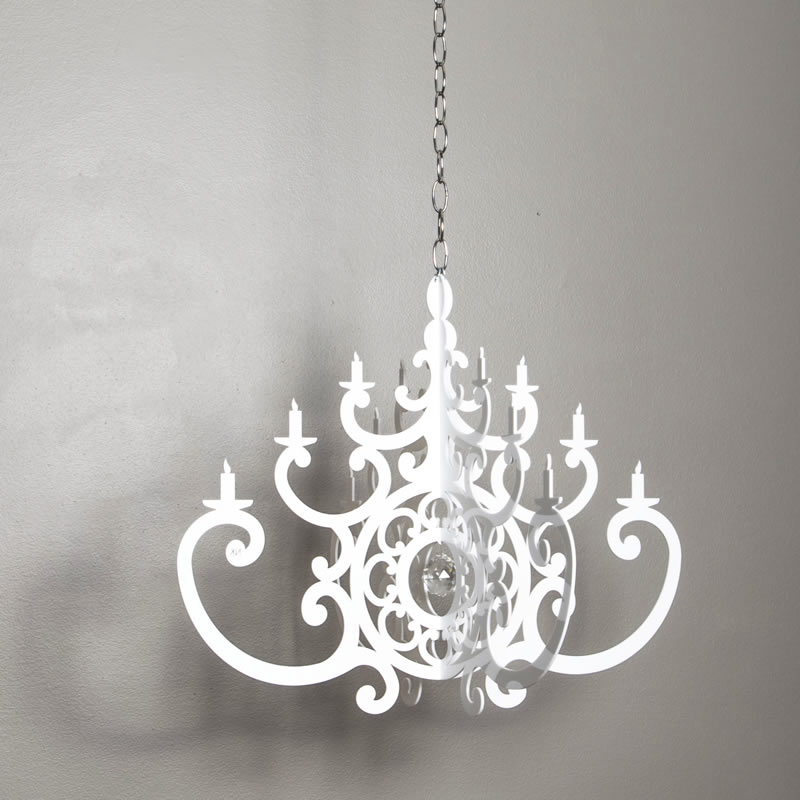 Fancy Mirror Chandelier Mobile (Limited Edition) Thumbnail 4