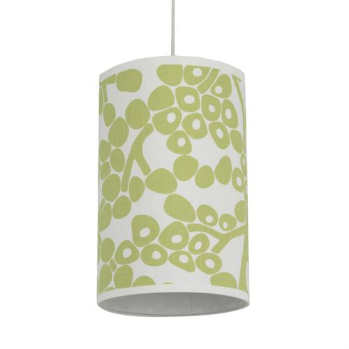 Modern Berries Pendant Light in Spring Green by Oilo