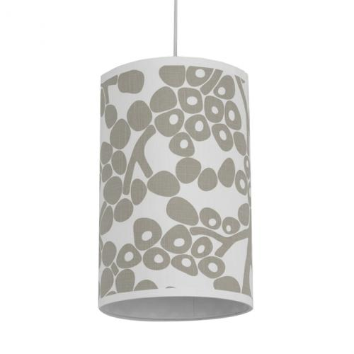 Modern Berries Pendant Light in Taupe by Oilo