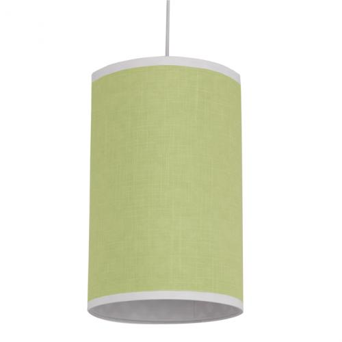 Spring Green Cylinder Light by Oilo