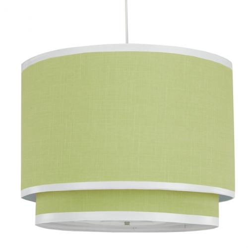 Spring Green Double Pendant Light by Oilo