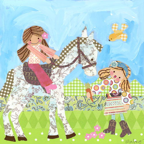 Giddy-up Horsey by Oopsy daisy Thumbnail