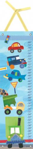 On the Road Growth Chart by Oopsy daisy