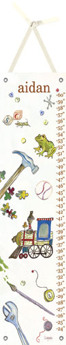 Play Growth Chart by Oopsy daisy
