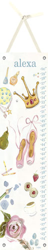 Pretend Growth Chart by Oopsy daisy