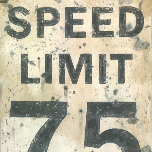 Speed Limit by Oopsy daisy