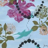 Blue Hawaii Turquoise Hummingbird by Oopsy daisy