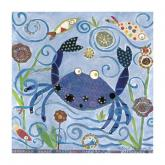Blue Crab by Oopsy daisy