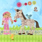 Neigh Goes the Pony by Oopsy daisy