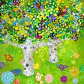 Pear Tree by Oopsy daisy