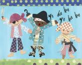 Pirate Boys by Oopsy daisy