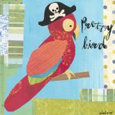 Pirate Hat Parrot by Oopsy daisy