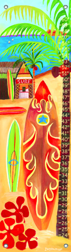 Surf Growth Chart by Oopsy daisy Thumbnail 1