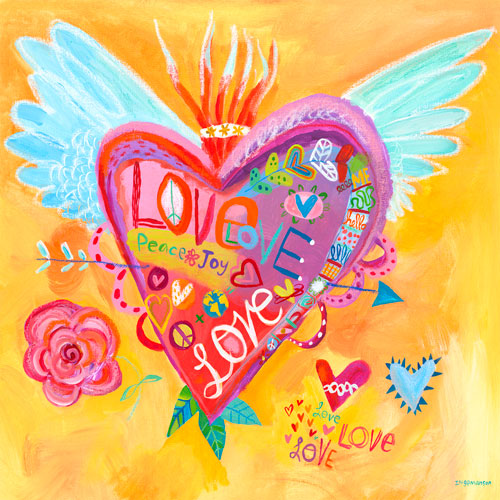 Love for All by Oopsy daisy