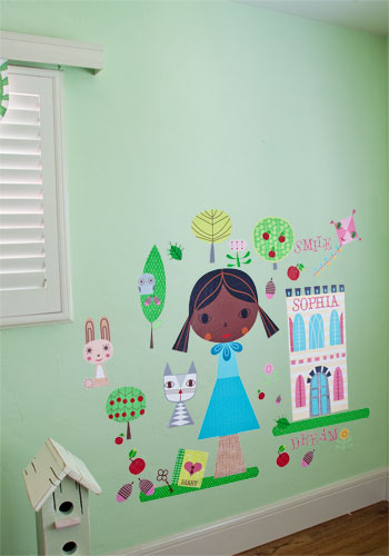 Paper Doll, Annika Peel & Place Wall Art by Oopsy daisy