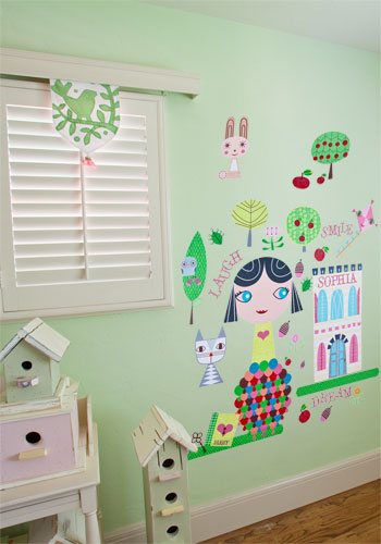 Paper Doll, Lisa Peel & Place Wall Art by Oopsy daisy