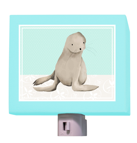Sam the Sea Lion Night Light by Oopsy daisy