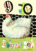 9, 10 A Big Fat Hen by Oopsy daisy