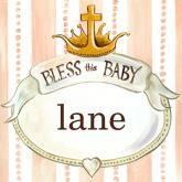 Bless this Baby by Oopsy daisy