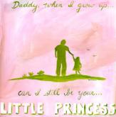 Daddy's Little Princess by Oopsy daisy