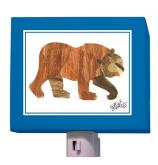 Oopsy daisy Brown Bear Night Light by Eric Carle