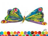 Oopsy daisy Butterfly by Eric Carle