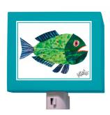 Oopsy daisy Fish Night Light by Eric Carle