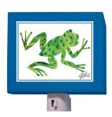 Oopsy daisy Frog Night Light by Eric Carle