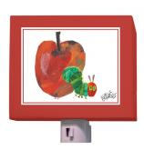 Oopsy daisy The Very Hungry Caterpillar & Apple Night Light by by Eric Carle